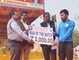 पंजाब ने दानापुर व नोयडा ने भागलपुर को हराया
