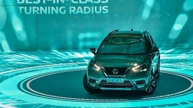 Nissan Motor new SUV Kicks launch in New Delhi