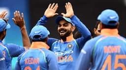 Team India (AFP)