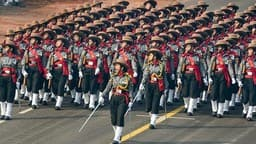 PHOTOS: full dress rehearsal for the Republic Day parade