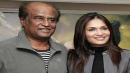 Rajinikanth daughter Soundarya Rajinikanth