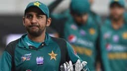 Sarfraz Ahmed.(AFP)