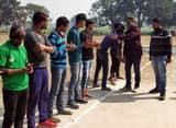 क्रिकेट प्रतियोगिता : हरिपरा ने दोहरीघाट को दी शिकस्त
