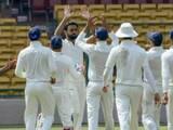पहले दिन चैंपियन विदर्भ ने सौराष्ट्र के खिलाफ बनाए 200 रन (PHOTO : PTI )