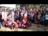 five year old Child Burned alive during playing when fire on paddy kept in the barn at bhagalpur