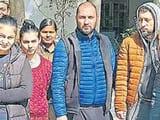 Romania nationals in delhi