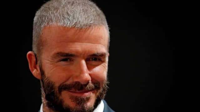 FILE PHOTO: Former England midfielder David Beckham in Paris, France, October 2, 2018. REUTERS/Regis