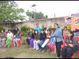 aao rajneeti karein: Girls students of TNB college openly talked on woman issue in Bhagalpur