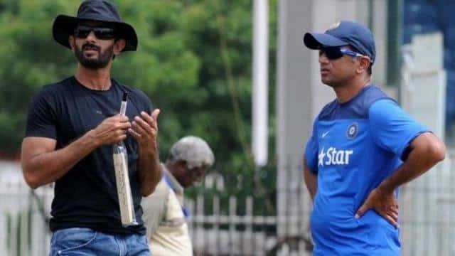 Vikram Rathore and Rahul Dravid.jpg