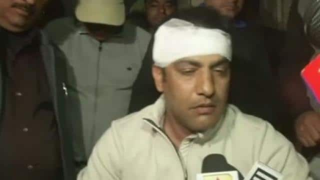attack on ddca chairman