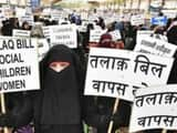 The triple talaq bill was passed in the Lok Sabha and is pending in the Rajya Sabha.(Raj K Raj/HT PH