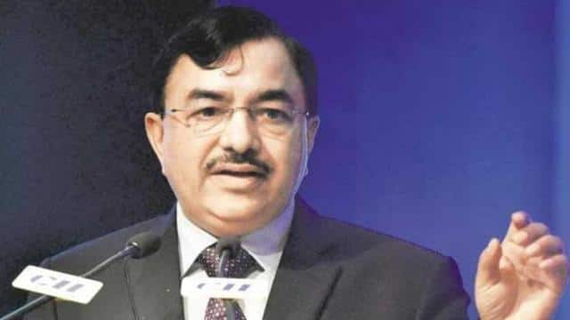 Sushil Chandra is a 1980-batch Indian Revenue Service officer.