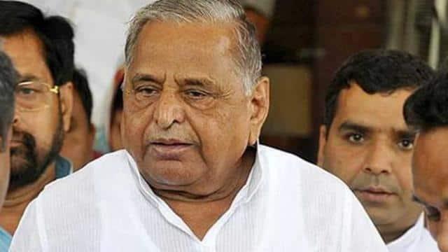 सपा नेता मुलायम सिंह यादव (फोटो क्रेडिट: हिन्दुस्तान टाइम्स)