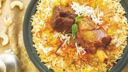 Dum Biryani photo from HT