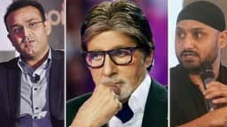 Pulwama attack, Amitabh Bachchan, Amitabh stopped shooting, Virender Sehwag, Harbhajan Singh,