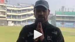 VIDEO: पुलवामा शहीदों के परिवार की मदद के लिए आगे आए शिखर धवन, फैन्स से हाथ जोड़कर की अपील
