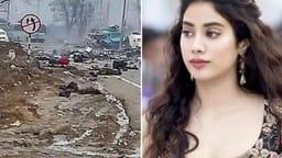 पुलवामा हमले को पाकिस्तानी अखबार ने बताया आजादी की लड़ाई, तो जाह्नवी ने यूं लताड़ा