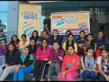 Aao Rajneeti karein: Girls Students of MBBS said that environment also should be changed with system