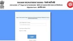 RRB ALP, Technician 2nd CBT answer key 2018
