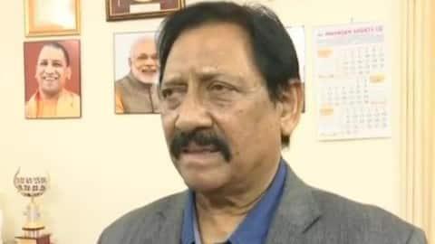योगी सरकार में मंत्री चेतन चौहान की हालत बिगड़ी, मेदांता में भर्ती, लाइफ सपोर्ट सिस्टम पर रखे गए