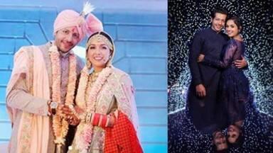 Neeti Mohan, Nihar Pandya, Neeti Mohan Nihar Pandya wedding, Neeti Mohan Nihar Pandya Wedding   Marr