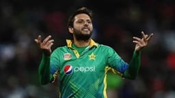 Shahid Afridi.(Getty Images)
