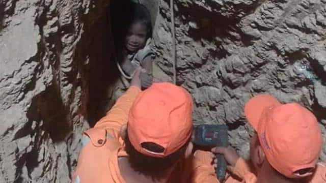 6-year-old boy trapped in borewell rescued after 16-hour operation near Pune