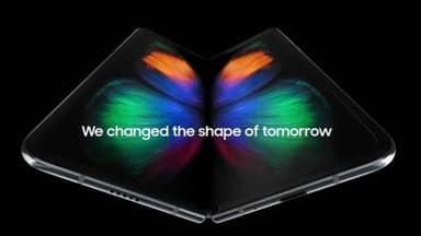 Samsung Foldable Phone: सैमसंग ने ऐसा स्मार्टफोन पेश किया है जो मुड़ जाता है और खुलने पर टैबलेट बन ज