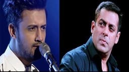 salman khan,Atif Aslam (Photo credit insta)