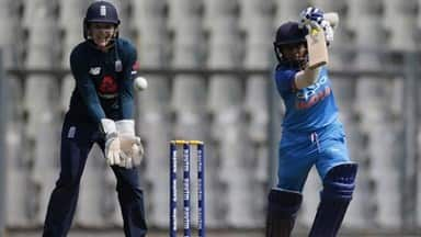 Ekta Bisht stars as India women thrash England by 66 runs in 1st ODI