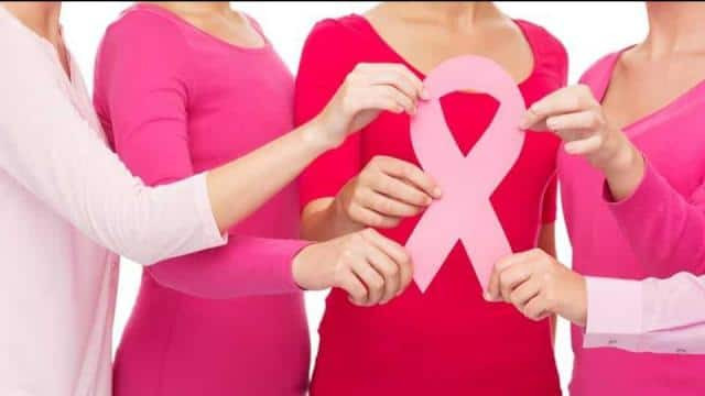 breast cancer (symbolic image)