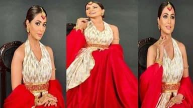 टीवी एक्ट्रेस हिना खान  हमेशा अपने  हॉट लुक और स्टाइल को लेकर सुर्खियों में रहती है। इसके अलावा वह इ