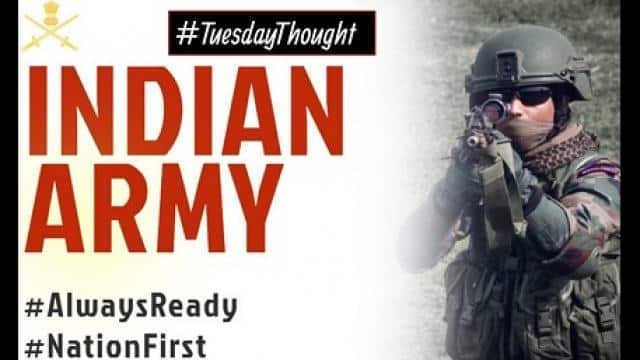 Indian Army/Twitter