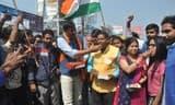 तिरंगा यात्रा: भारत माता की जय के उद्घोष से गूंजा शहर
