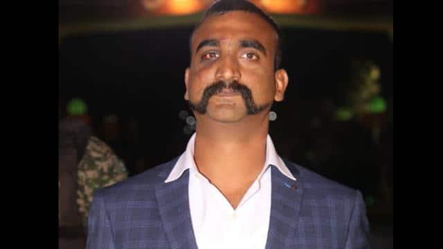 Air Force Pilot Wg commander Abhinandan Varthman (ANI Pic)