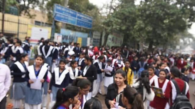 CBSE 12th exam 2019 (Photo: Hindustan)