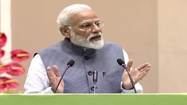 PM Modi on Abhinandan (BJP Twitter)