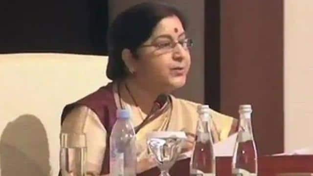 सुषमा स्वराज, विदेश मंत्री