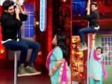Kartik Aaryan, Kartik Aryan Pole Dance, The Kapil Sharma Show, Bharati Singh