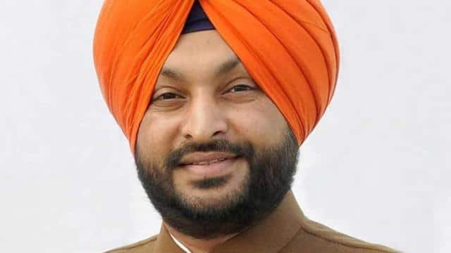 Ravneet Singh Bittu of Congres (HT File Photo )