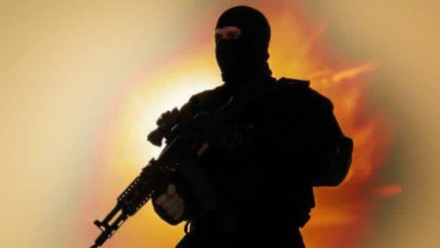 terrorist (Symbolic Image)