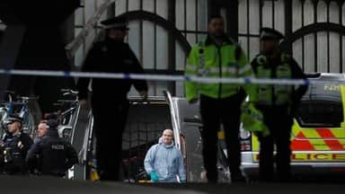 3 small bombs found at London airports and rail station says police