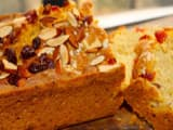 almond tea loaf photo : thefoodsamaritan