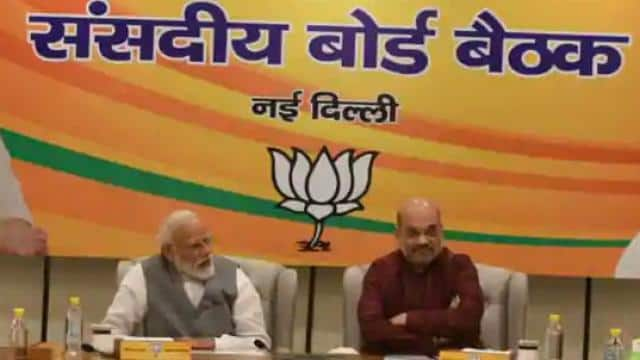 Narendra Modi Amit Shah (HT Photo)