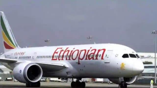 Ethiopian Airlines Boeing 737 from Addis to Nairobi crashes With 149 Passengers (File Photo)