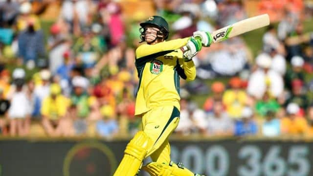 India vs Australia 4th ODI Match Live cricket score at mohali Punjab