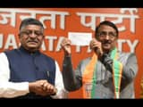 congress leader tom vadakkan joins bjp