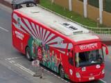 bangladesh cricket team bus jpg