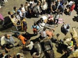 two nurses on way to hospital among 6 dead in mumbai footbridge collapse
