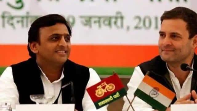akhilesh yadav and rahul gandhi